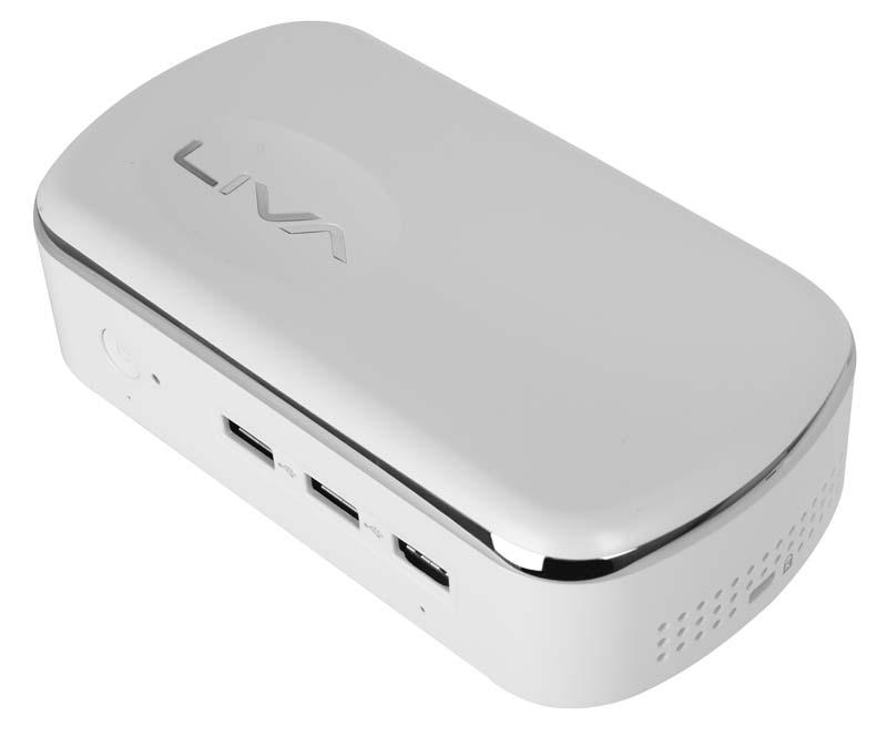 ECS-LIVA-Core