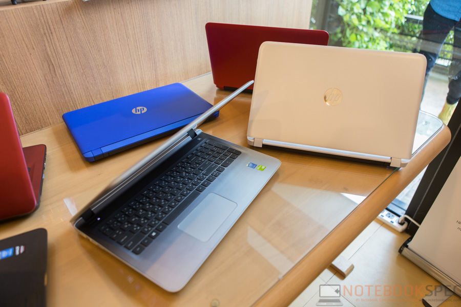 HP New Product Pavilion 2015-35