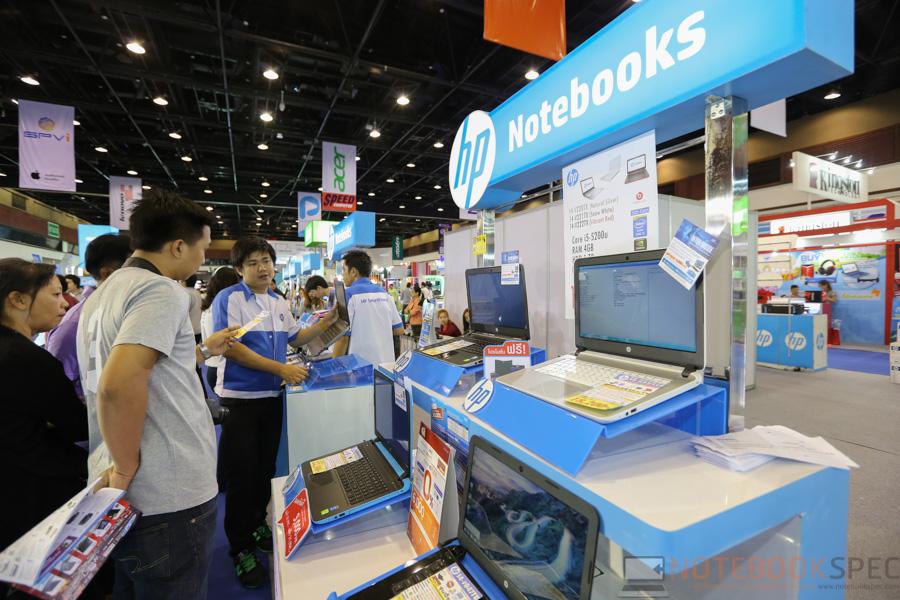 HP Notebook Commart Next Gen 2015-13