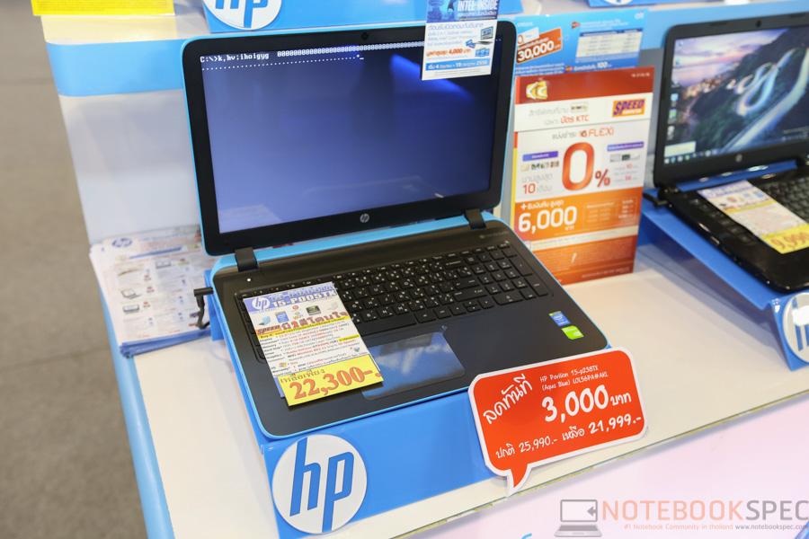 HP Notebook Commart Next Gen 2015-15