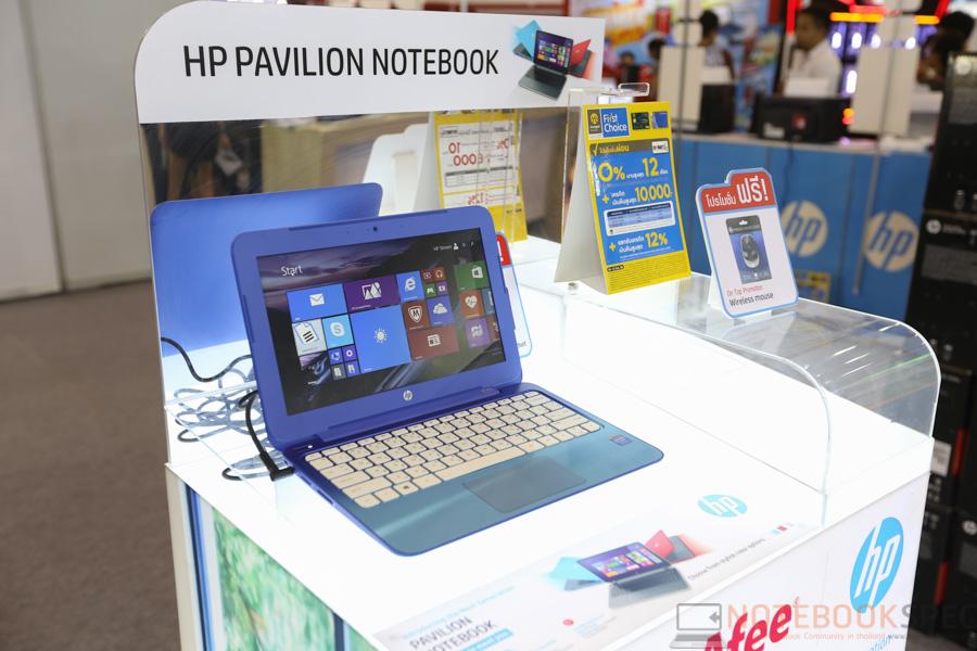 HP Notebook Commart Next Gen 2015-3
