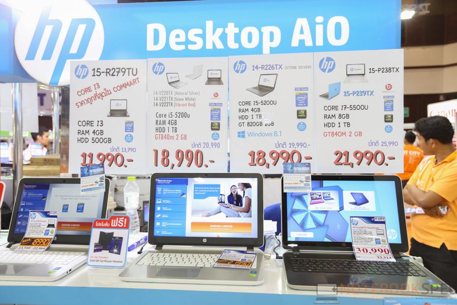 HP Notebook Commart Next Gen 2015-35