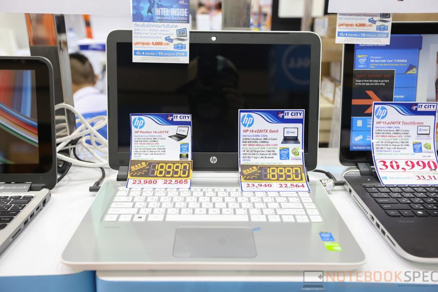 HP Notebook Commart Next Gen 2015-40