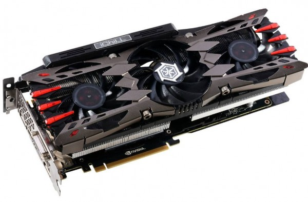 Inno3D GeForce GTX980 Ti iChill X4 Ultra (1)