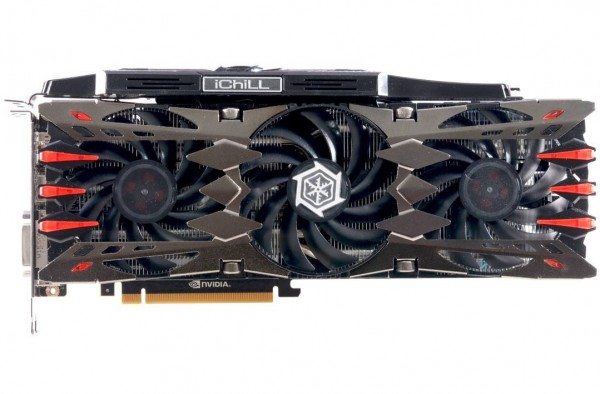 Inno3D GeForce GTX980 Ti iChill X4 Ultra (2)