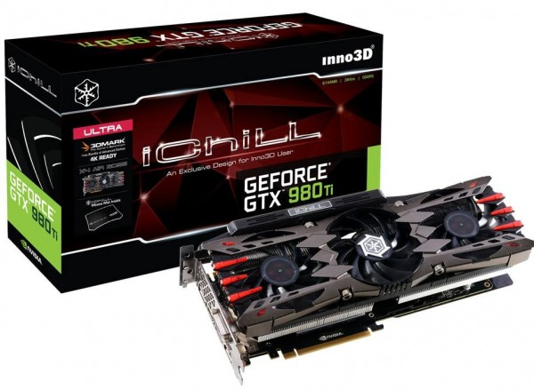 Inno3D GeForce GTX980 Ti iChill X4 Ultra (4)