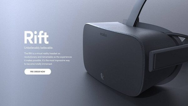 Leaked Oculus Rift Consumer Version