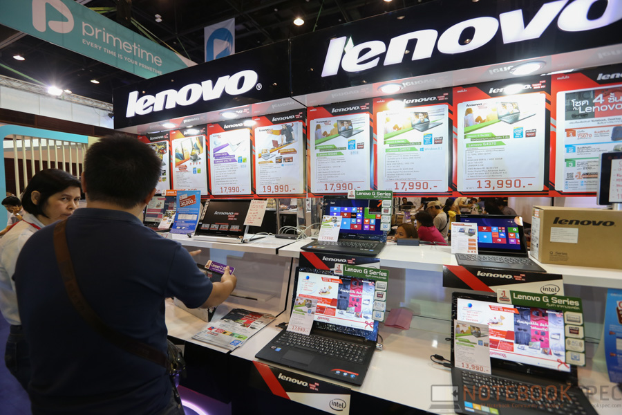 Lenovo Notebook Commart Next Gen 2015-11
