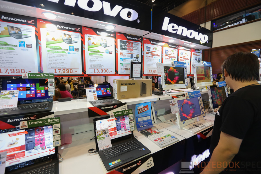 Lenovo Notebook Commart Next Gen 2015-12