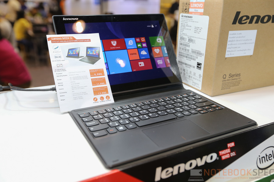 Lenovo Notebook Commart Next Gen 2015-13