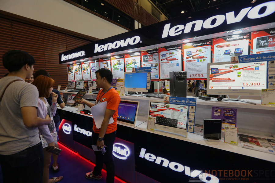 Lenovo Notebook Commart Next Gen 2015-16