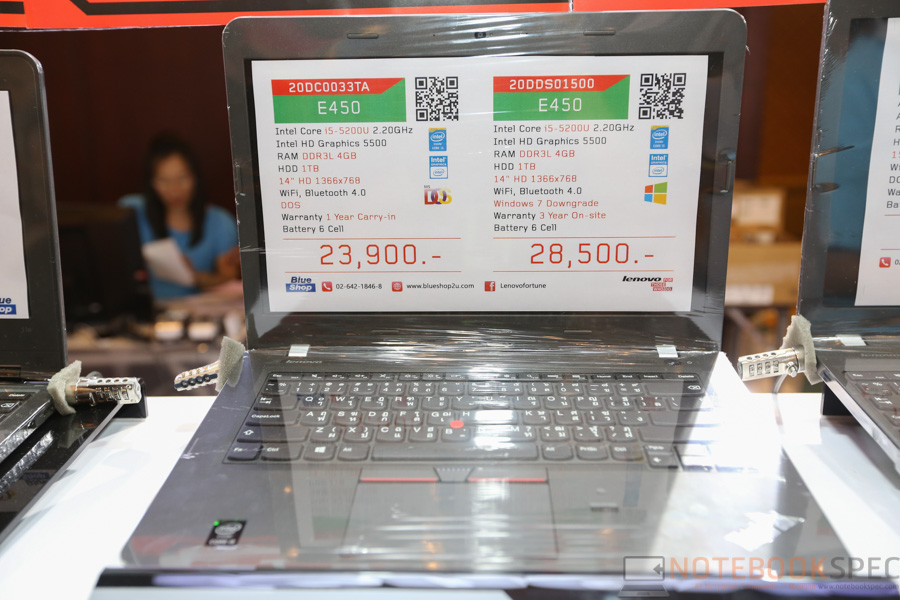 Lenovo Notebook Commart Next Gen 2015-25