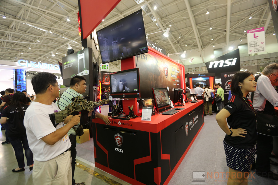 MSI Computex 2015 AIO-Mini PC-1
