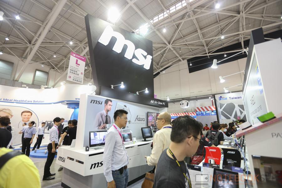 MSI Computex 2015 AIO-Mini PC-10