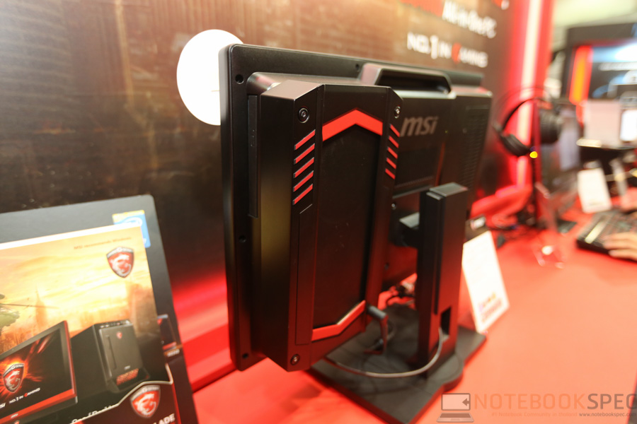 MSI Computex 2015 AIO-Mini PC-5
