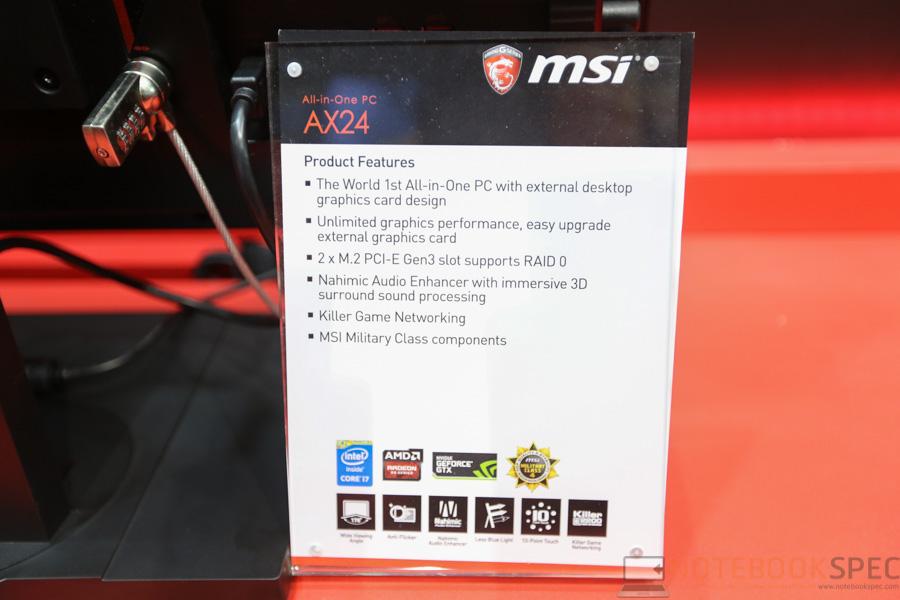 MSI Computex 2015 AIO-Mini PC-7