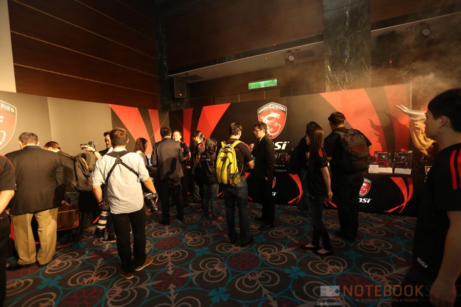 MSI Computex 2015 Gaming Night-8