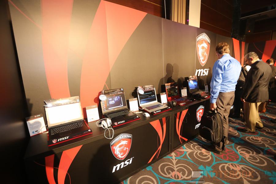 MSI Computex 2015 Gaming Night-9
