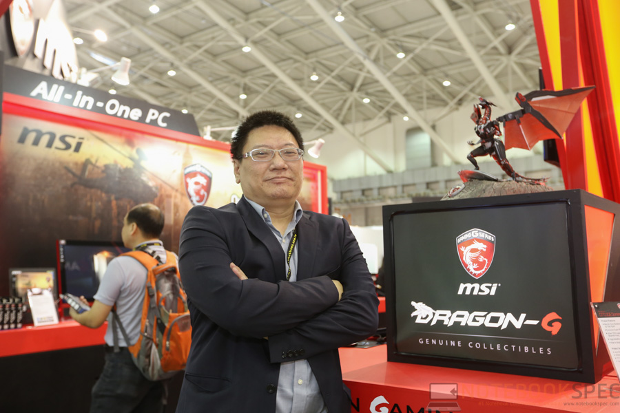 MSI Computex 2015 Interview-22