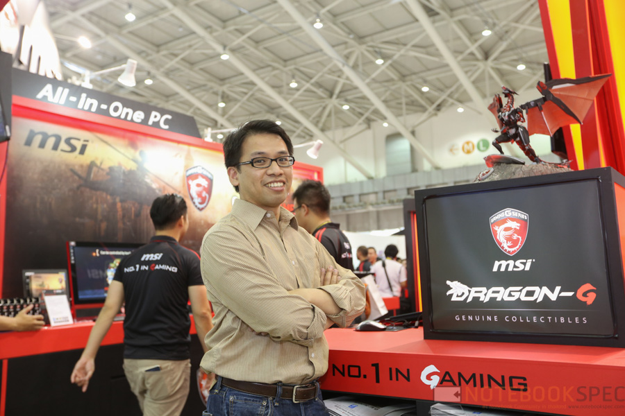 MSI Computex 2015 Interview-28