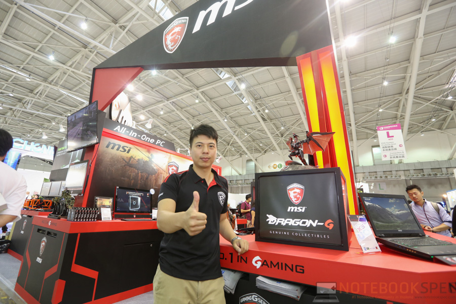 MSI Computex 2015 Interview-30