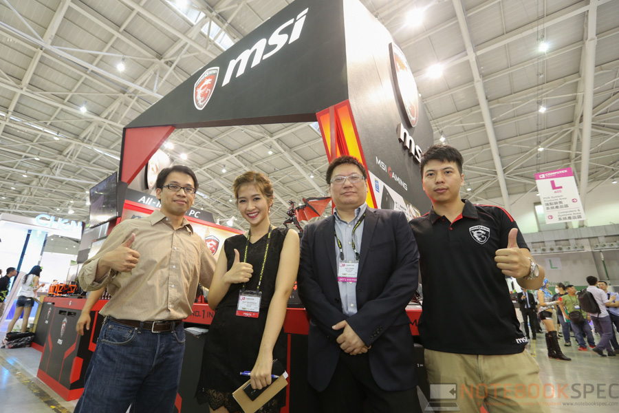 MSI Computex 2015 Interview-34