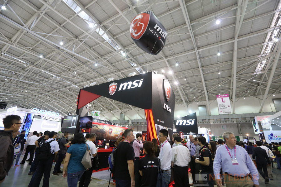 MSI Computex 2015 Notebook-1