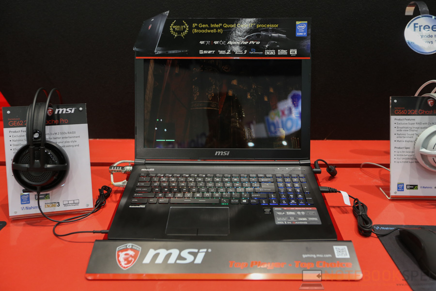 MSI Computex 2015 Notebook-12