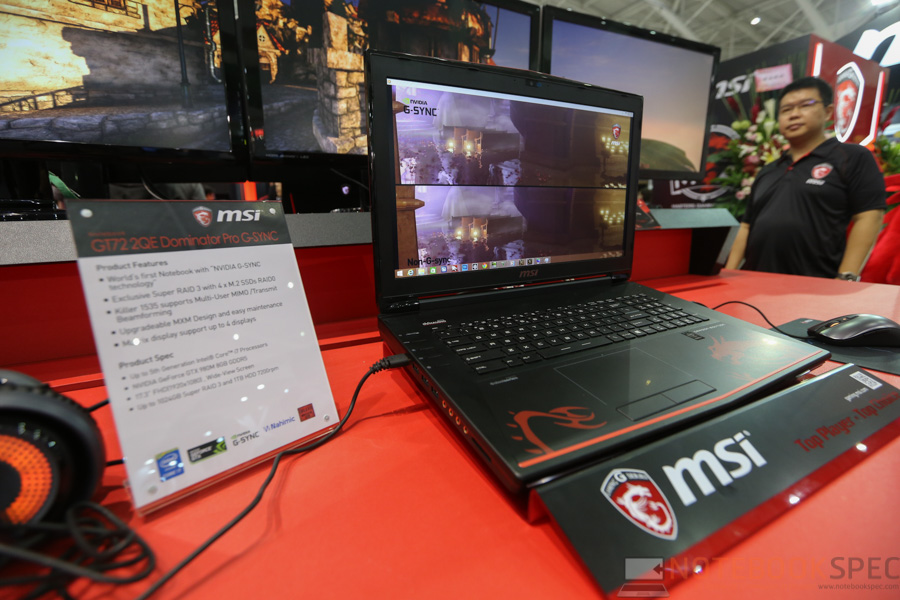 MSI Computex 2015 Notebook-7