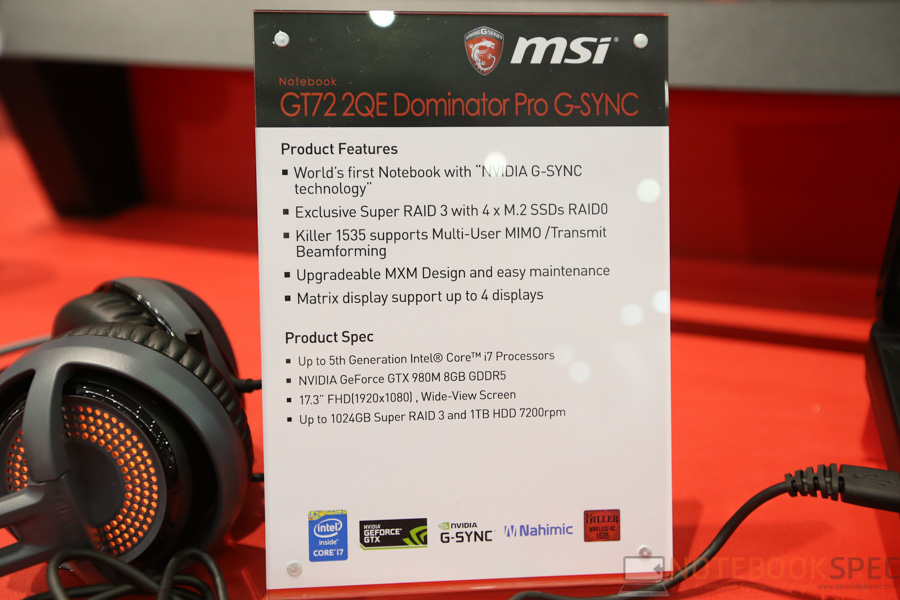 MSI Computex 2015 Notebook-8