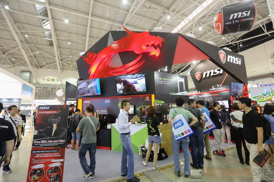 MSI Computex 2015 Part 2 PC-1