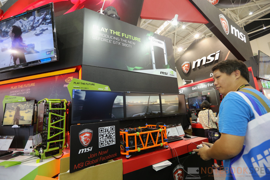 MSI Computex 2015 Part 2 PC-2