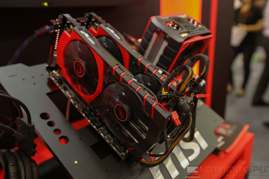 MSI Computex 2015 Part 2 PC-34
