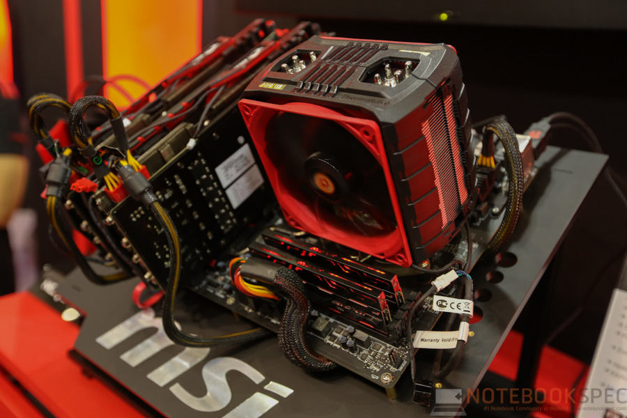 MSI Computex 2015 Part 2 PC-35