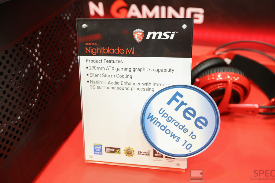 MSI Computex 2015 Part 2 PC-51