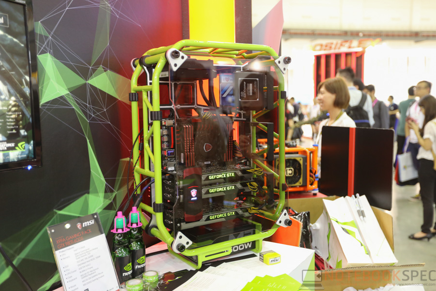MSI Computex 2015 Part 2 PC-6