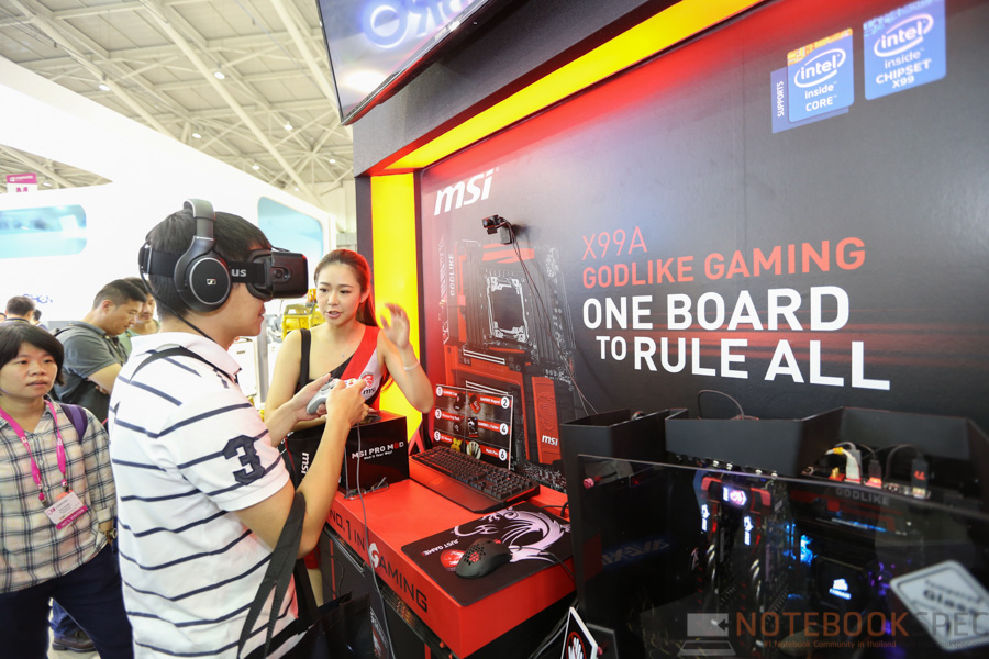 MSI Computex 2015 Part 2 PC-7