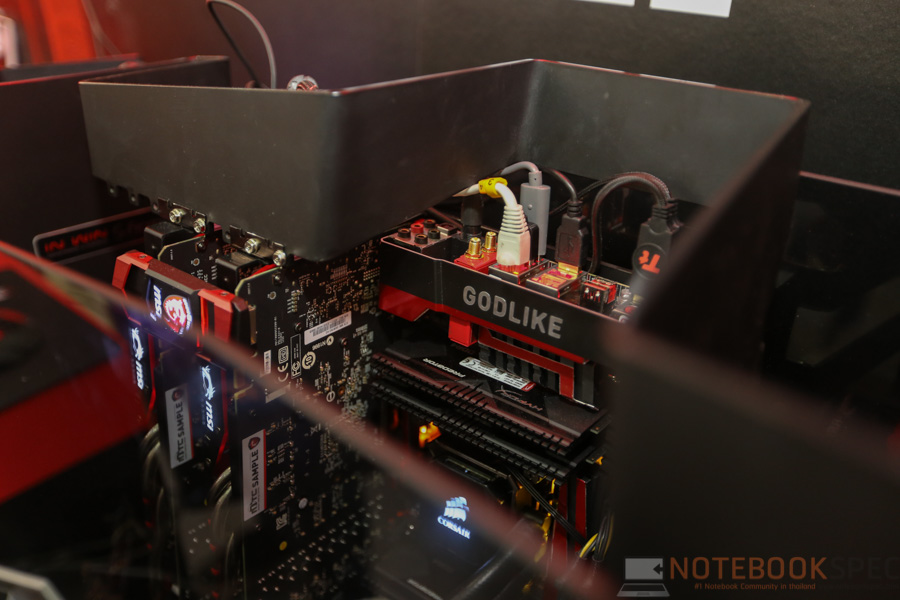 MSI Computex 2015 Part 2 PC-9