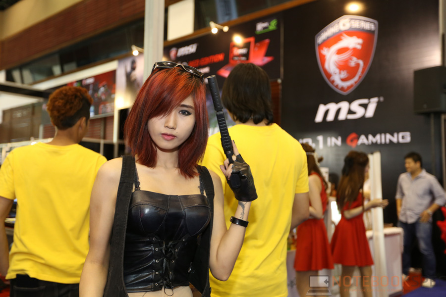 MSI Notebook Commart Next Gen 2015-24