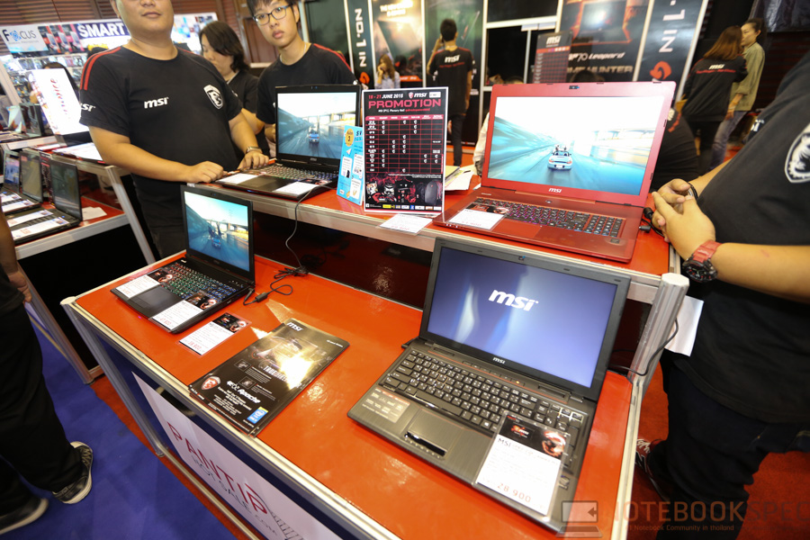 MSI Notebook Commart Next Gen 2015-6