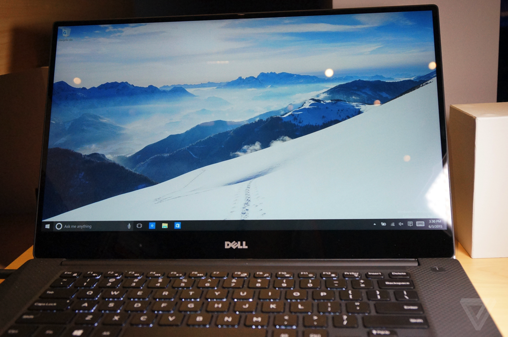new DELL XPS 13 600 01