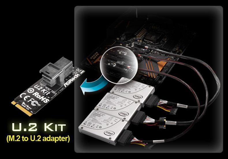 ASRock U2 Kit