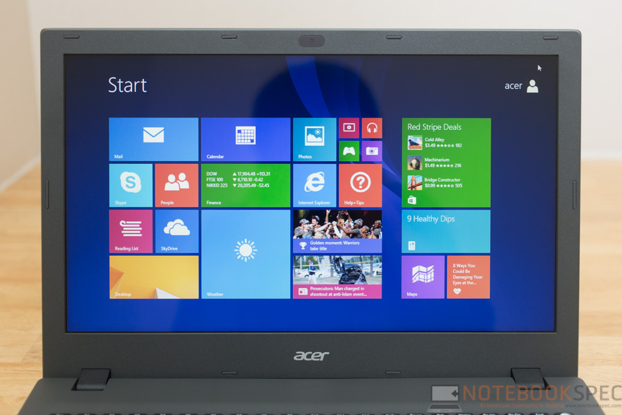 Acer Aspire E5 2015 Review-10