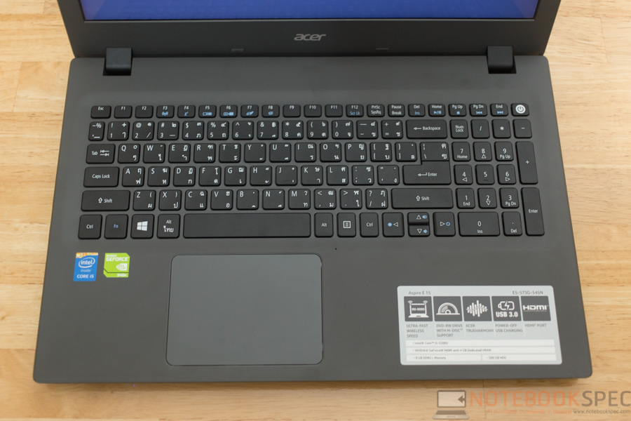 Acer Aspire E5 2015 Review-19