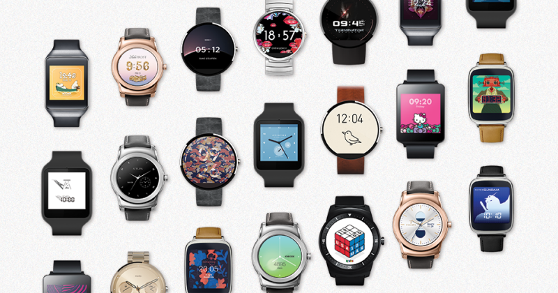Android Wear watch faces 600 01