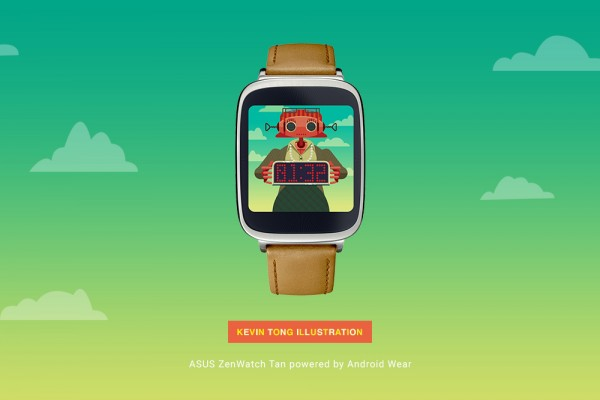 Android Wear watch faces 600 15