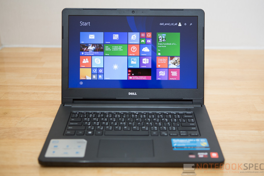 Dell Inspiron 5000 14 AMD Review-1
