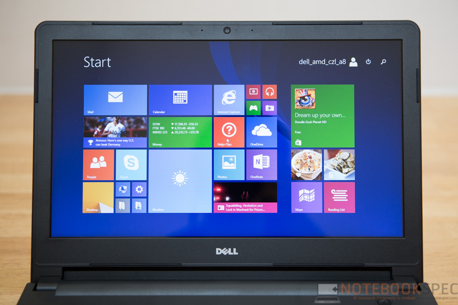 Dell Inspiron 5000 14 AMD Review-10