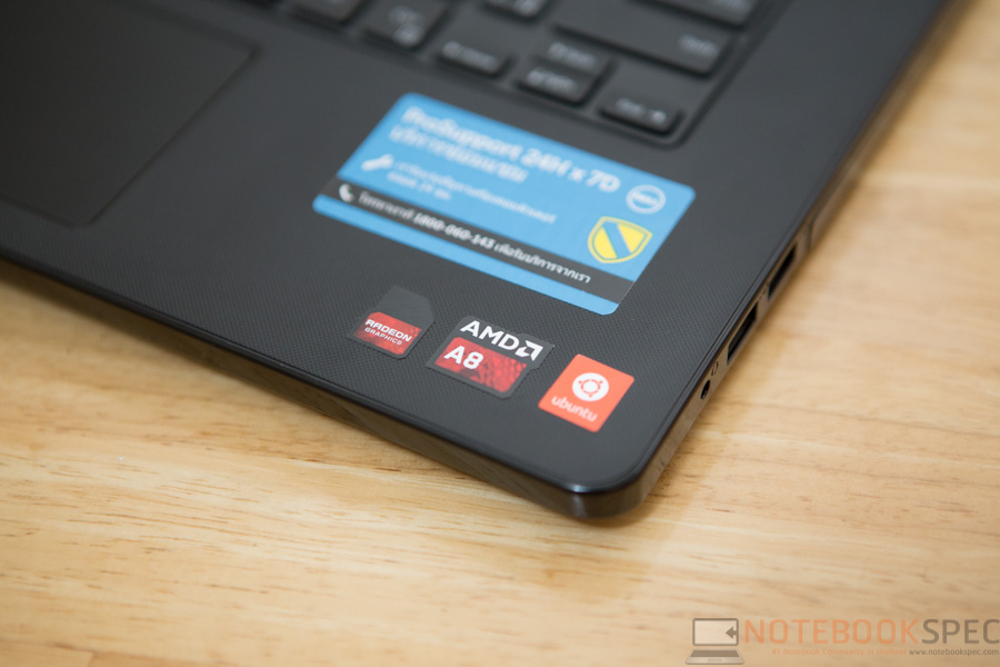 Dell Inspiron 5000 14 AMD Review-20