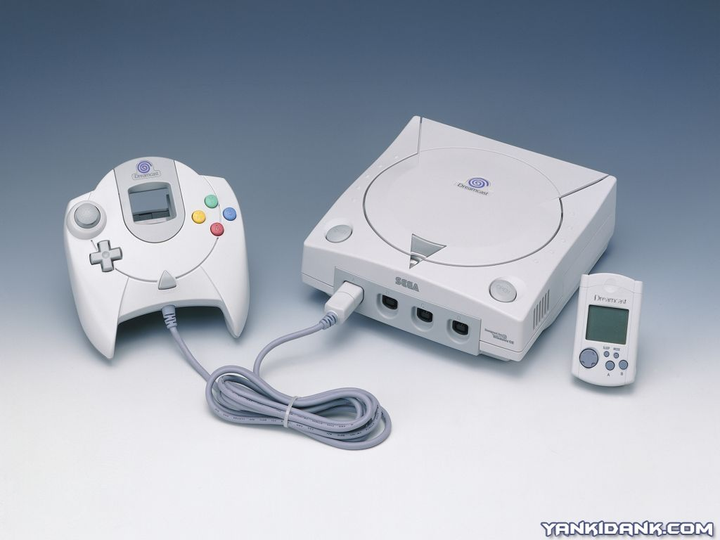 Dreamcast 600